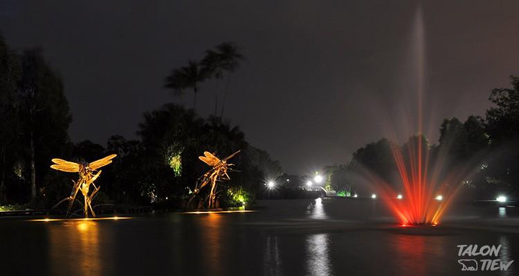 การ์เด้น บาย เดอะ เบย์ Gardens by the Bay