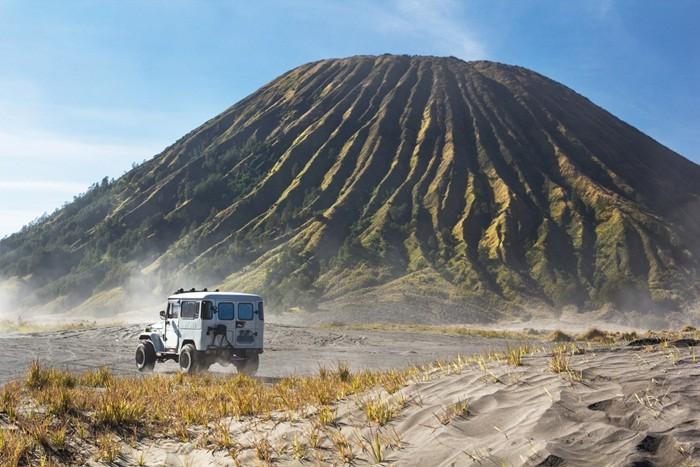 ภูเขาไฟโบรโม (Mount Bromo)