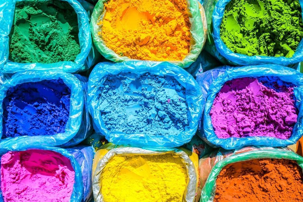 เที่ยวเทศกาลโฮลี (Holi Festival)