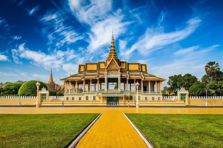 เที่ยวพนมเปญ (Phnom Penh) เมืองหลวงกัมพูชา