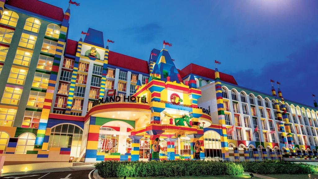 สวนสนุกเลโก้แลนด์ (LEGOLAND)